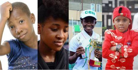 Richest Kid celebrities in Nigeria