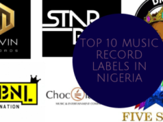 top music record label in nigeria