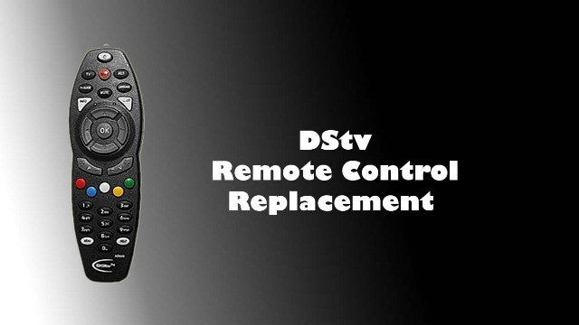 dstv-decoder-remote-replacement