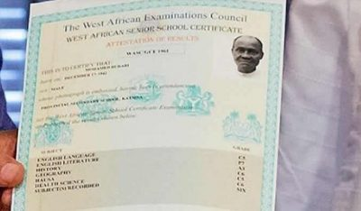 original-waec-certificate