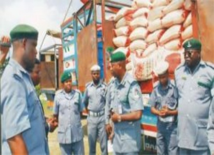 Nigeria customs ranks and salary