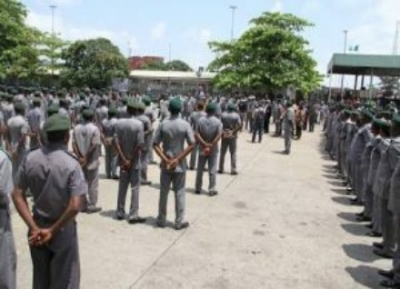 Ranks in the Nigerian Customs Service