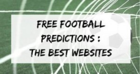 soccer prediction websites