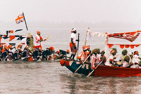Argungun fishing festival