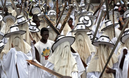 popular festivals celebrated in Nigeria
