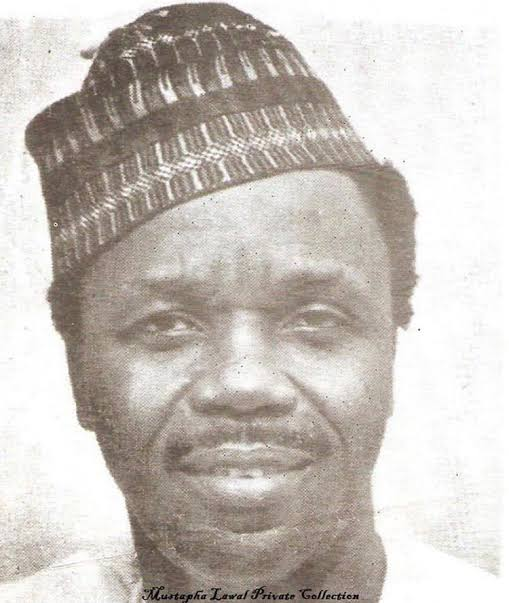 Abdulganiyu Folorunsho Abdulrazaq nigerian infopedia