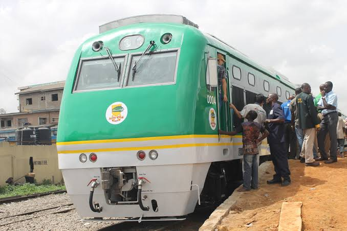 railway stations in Nigeria