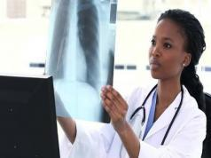 Radiographers in Nigeria salary structure