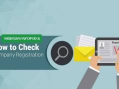 check if company is registered in Nigeria