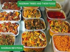 nigerian tribes and their foods