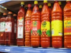 palm oil prices in Nigeria