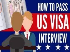 How To Pass US Visa Interview At The American Embassy