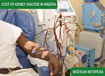 cost of dialysis in Nigeria
