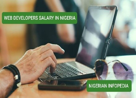 web developers salary in nigeria