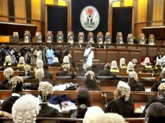 Nigerian Supreme Court