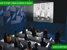cinema business in Nigeria