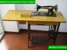 Butterfly sewing machines prices in Nigeria