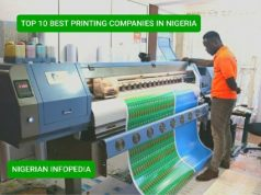 printing companies in Nigeria