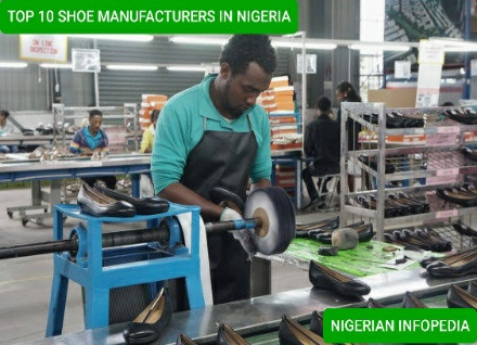 shoe making companies in Nigeria