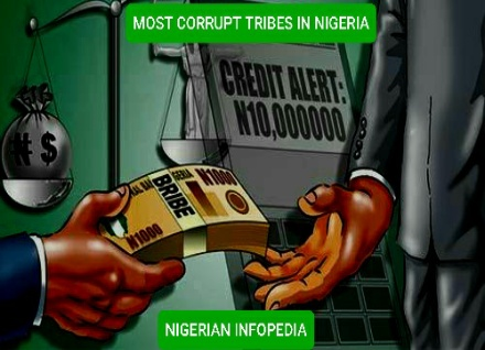 most corrupt tribes in Nigeria