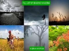 seasons in Nigeria