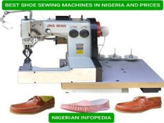 shoe sewing machines prices in Nigeria