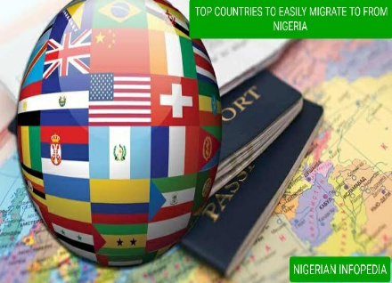 countries that you can migrate to from Nigeria