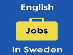 get job in Sweden From Nigeria