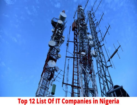 it companies in Nigeria