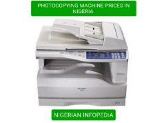 photocopying machine prices in Nigeria