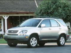 Lexus RX 300 prices in Nigeria