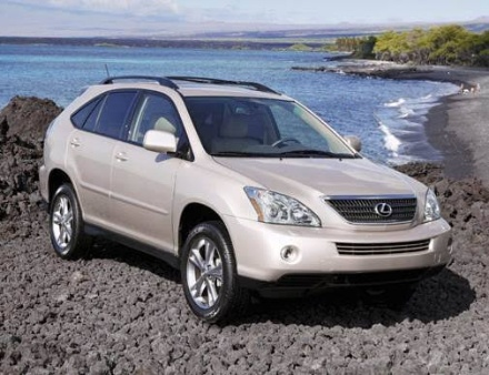 Lexus RX 350 prices in Nigeria