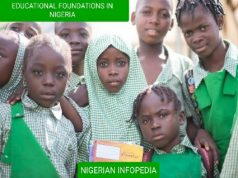 educational foundations in Nigeria