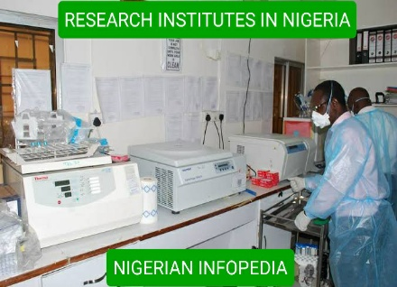 research centres in Nigeria