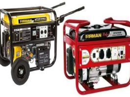 sumec firman generators