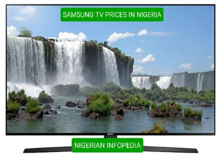 samsung tv prices in Nigeria