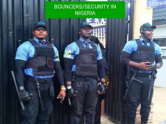 best security bouncers in nigeria
