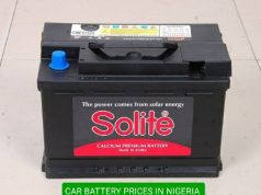car battery prices in Nigeria