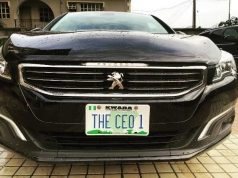 customized plate number in nigeria infopedia