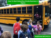 school bus shuttle business
