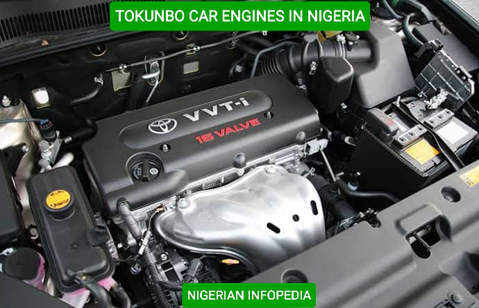 Tokunbo car engines in Nigeria