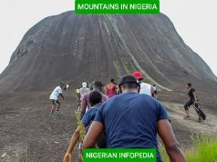 mountains in Nigeria