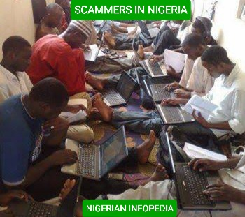 report scammers in Nigeria